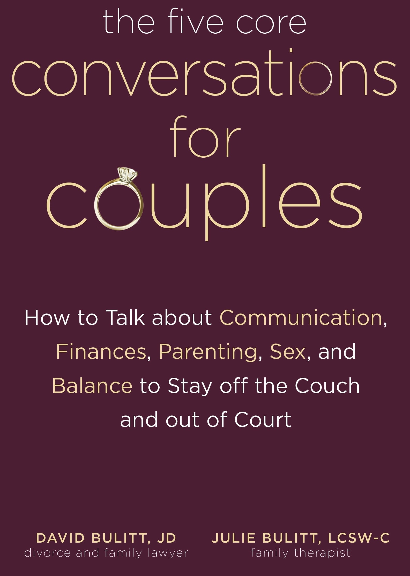 "BEHIND ""THE 5 CORE CONVERSATIONS FOR COUPLES"""